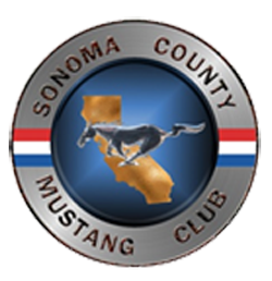 Sonoma County Mustang Club. click for home.